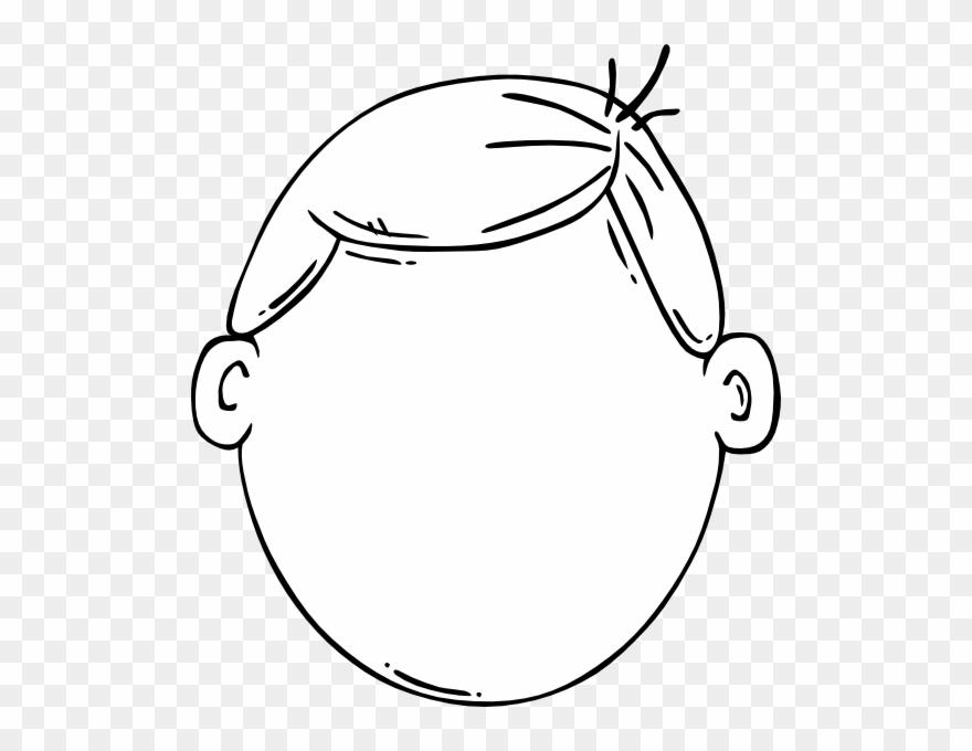 Faces clipart little boy. Face clip art at