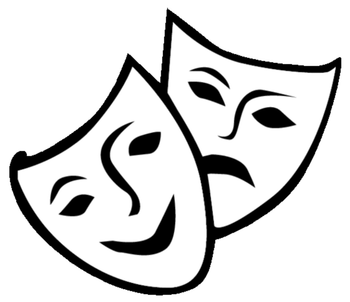 Theatre free download best. Faces clipart theater