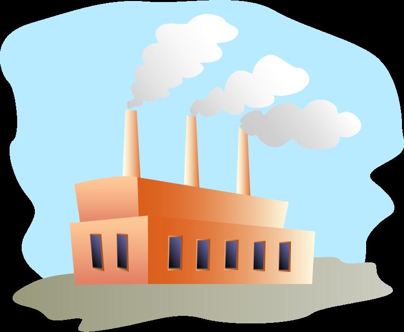 factories clipart bad environment