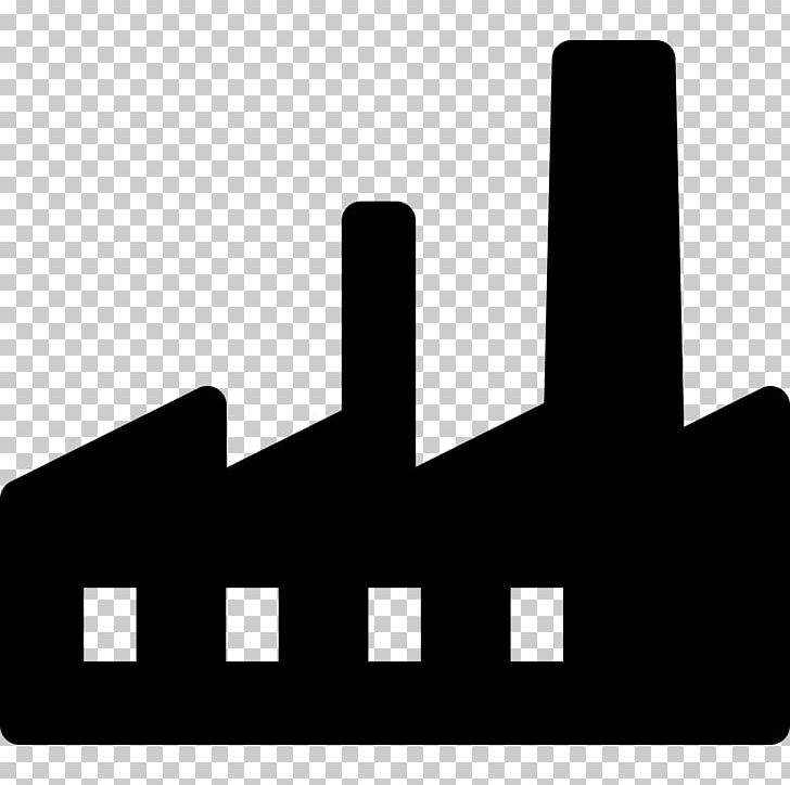 Industry png brand . Factory clipart black and white