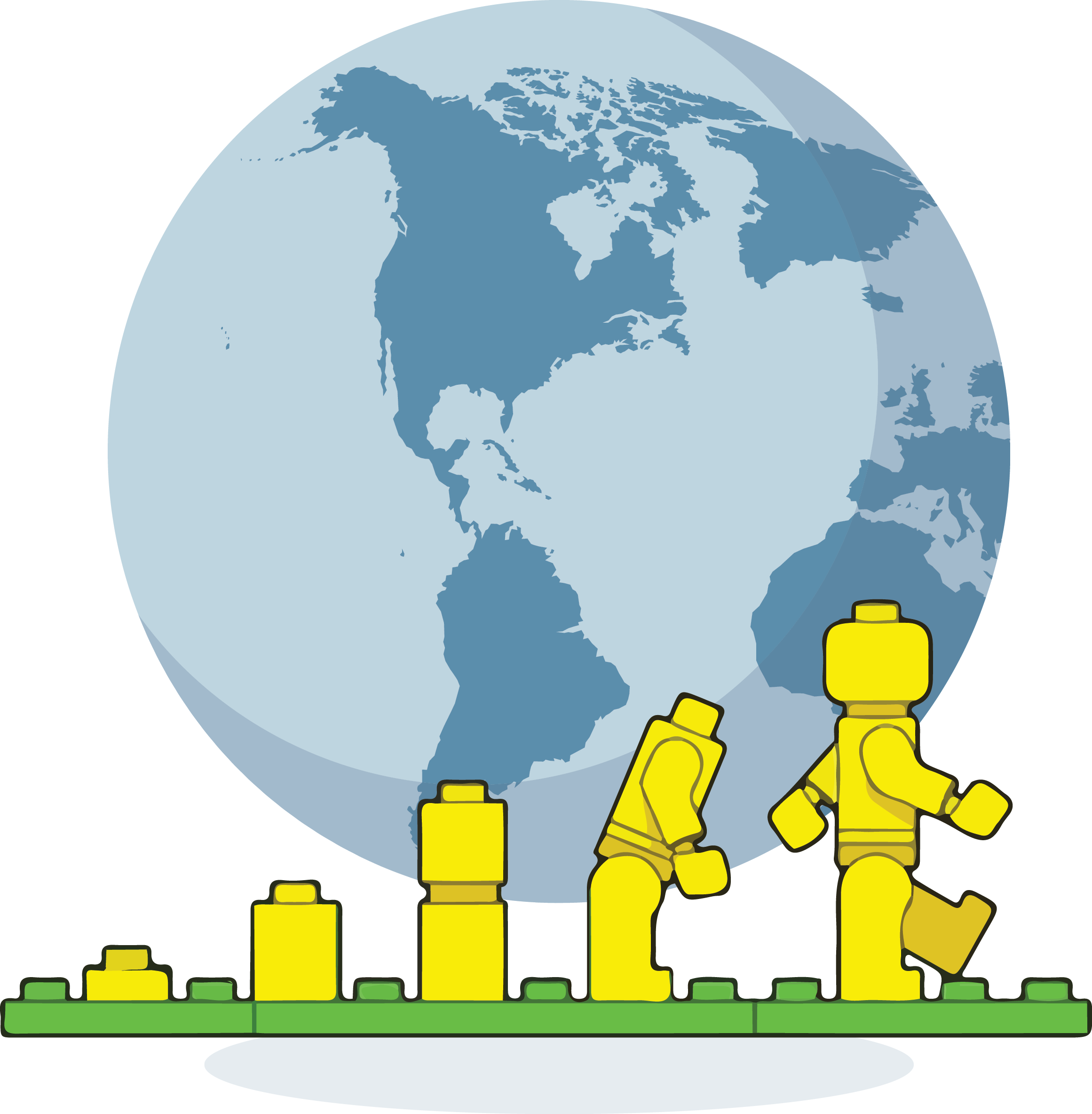 Lego restructuring brick by. Proud clipart big business