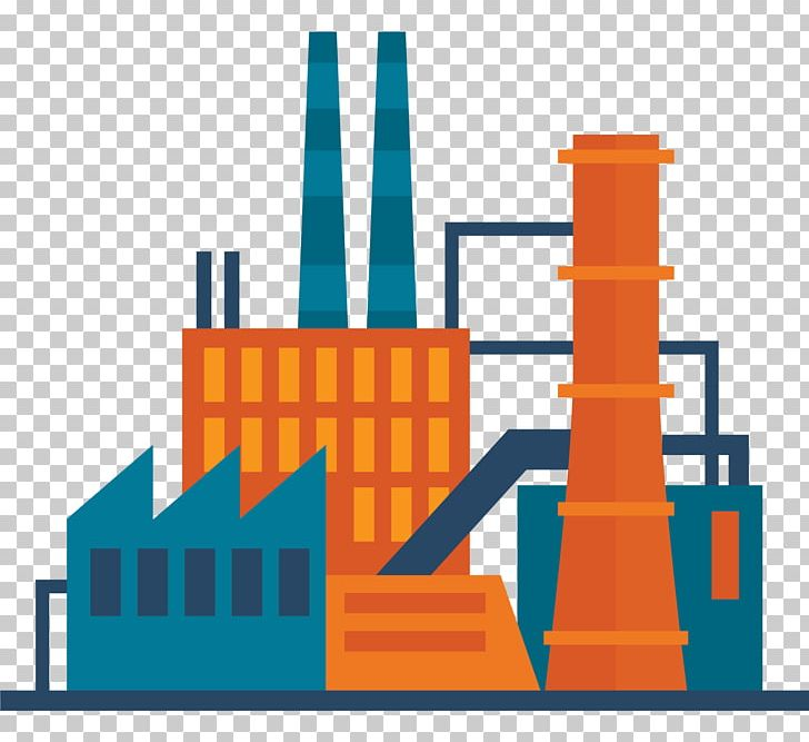 Manufacturing building png brand. Factory clipart business industry