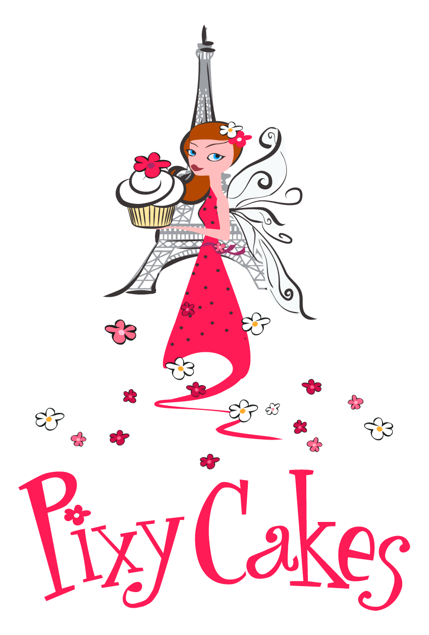 Pixy cakes cupcakes and. Ornament clipart belly