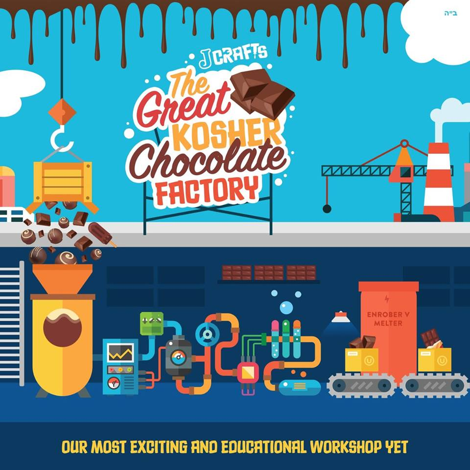 Jcrafts expands into candle. Factories clipart chocolate factory