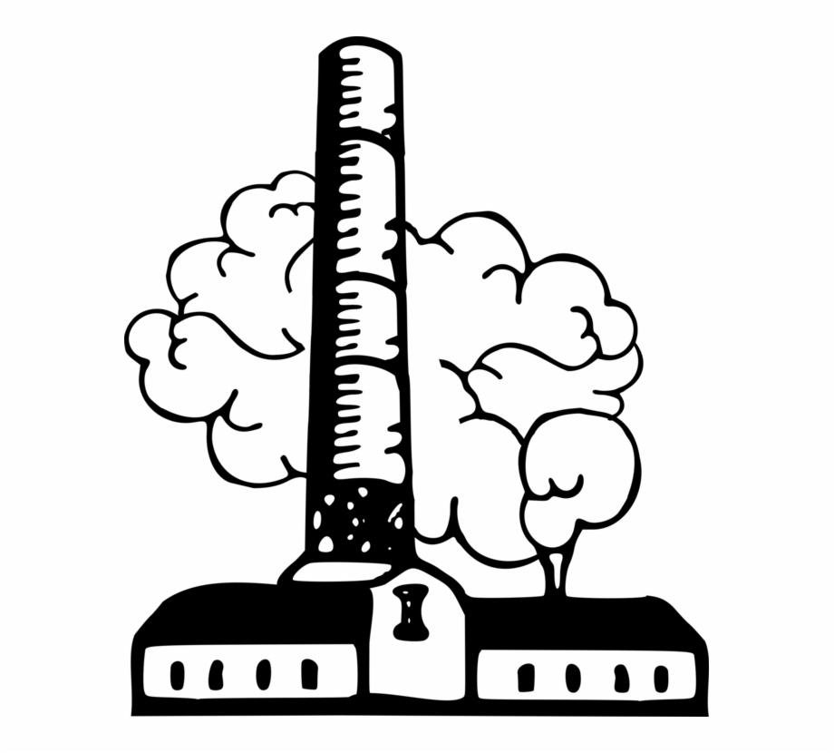 Factories clipart clip art. Industry factory line creative