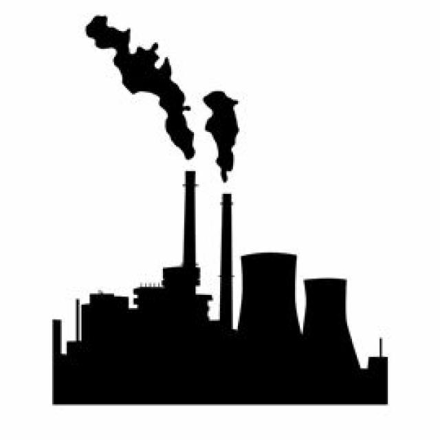 Australia s top polluters. Factories clipart co2 emission