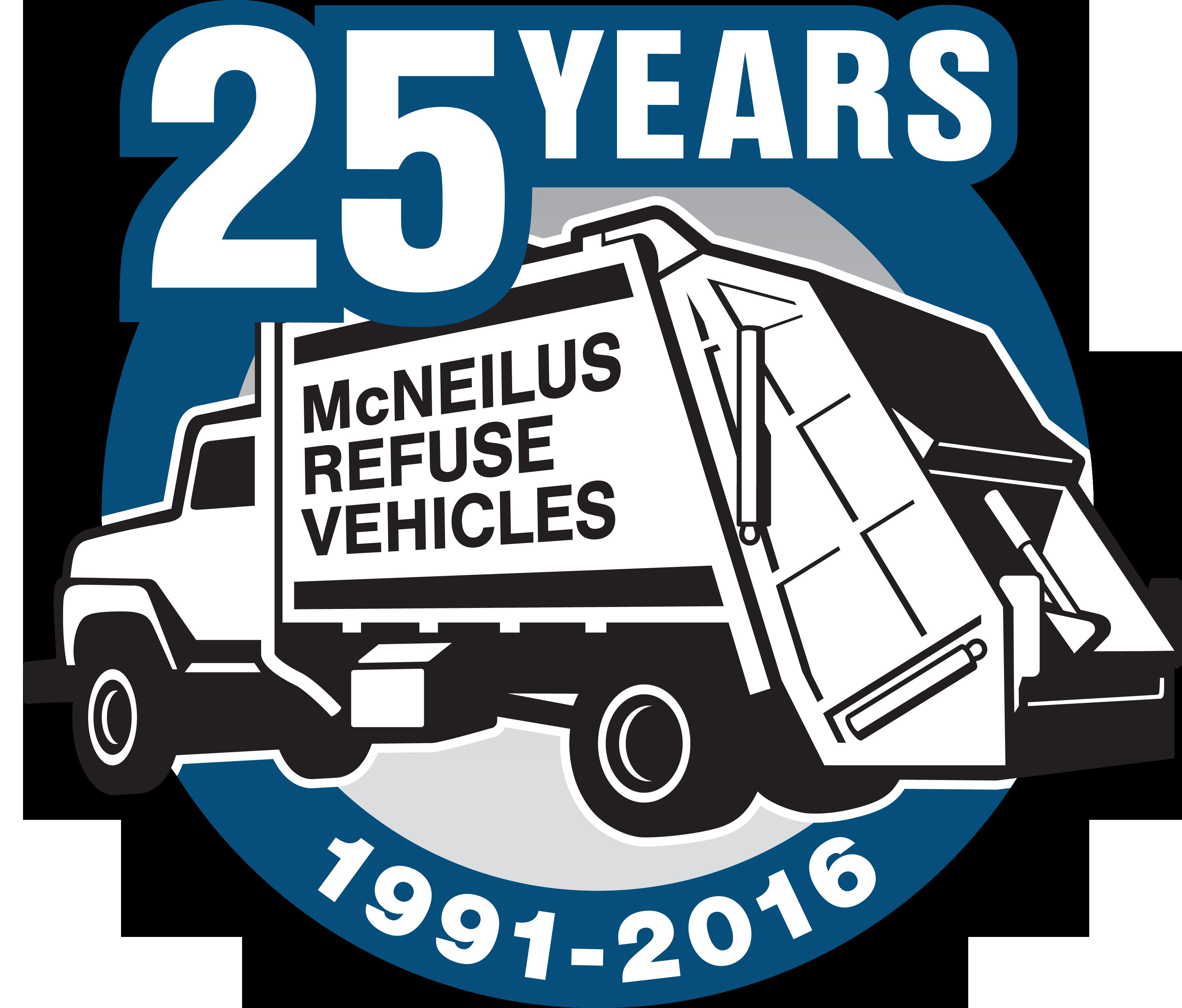 Mechanic clipart automated. Mcneilus brings nine vehicles