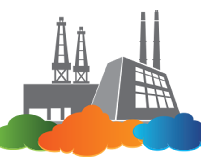 Factory clipart cost production. Corporate software solutions manufacturing