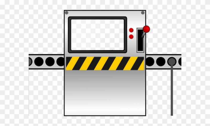 Factories clipart factory equipment. Conveyor belt