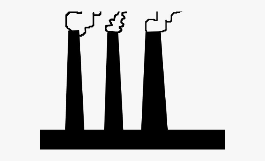 Smoke clip art . Factories clipart factory equipment