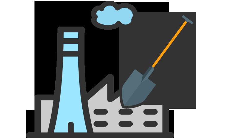 Kryptowar war game based. Factory clipart clean factory