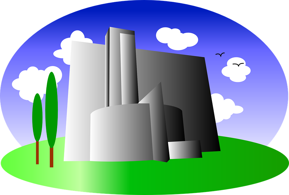 factories clipart factory system