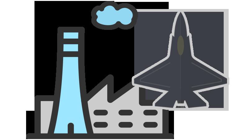 Factories clipart factory system. Kryptowar war game based