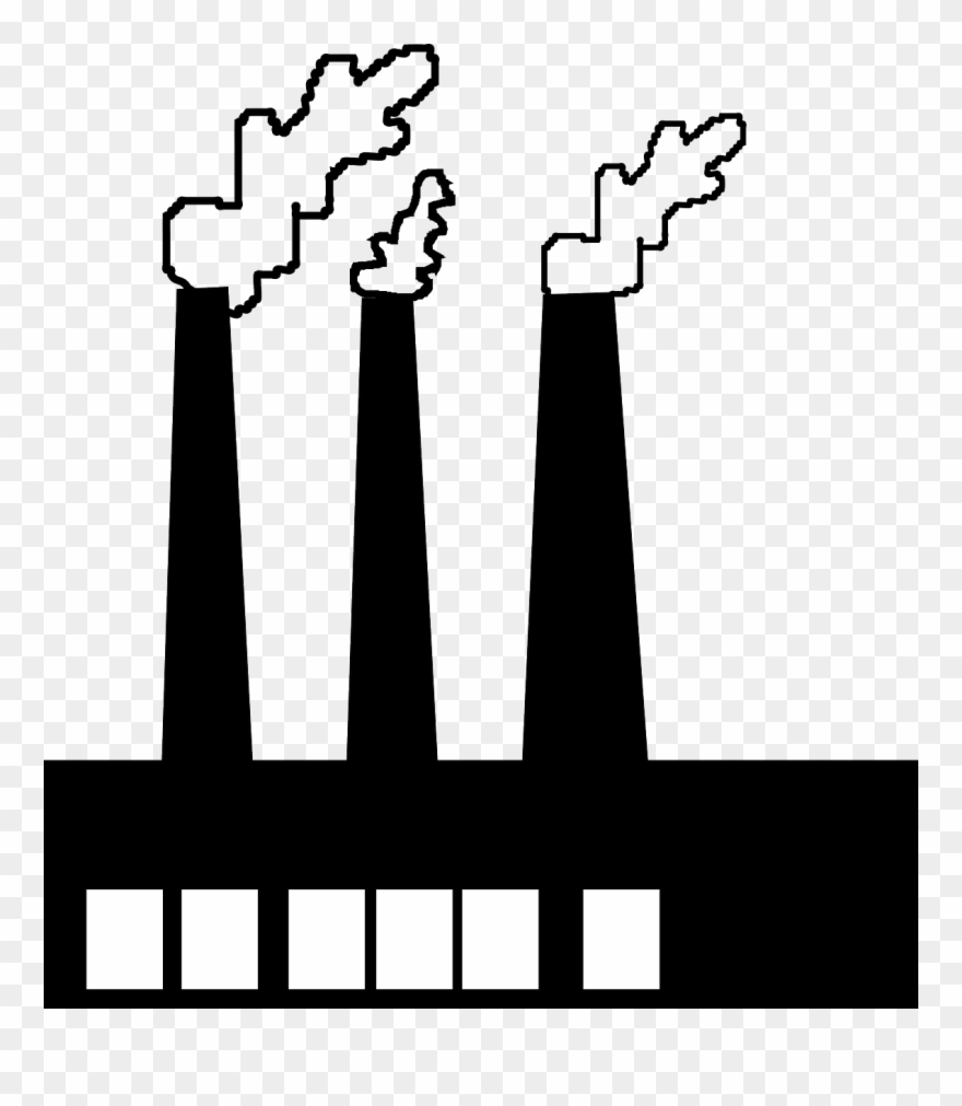 Factories clipart factory system. Png download pinclipart