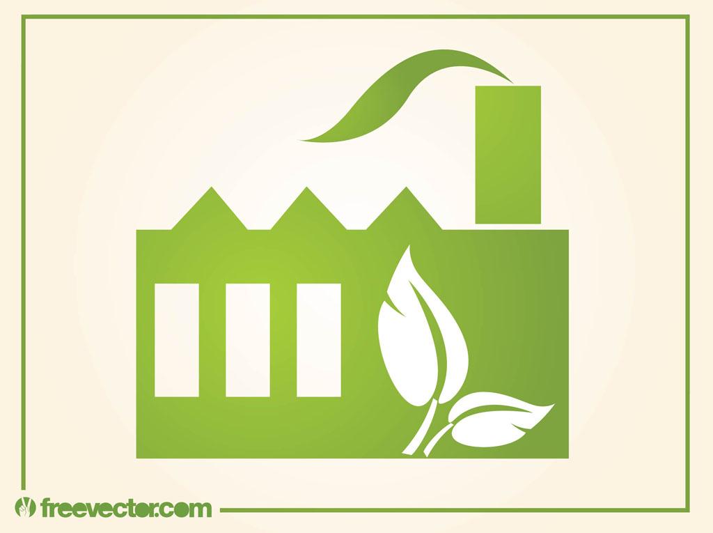 Factories clipart green factory. Free vectors ui download