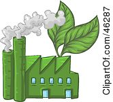 Factories clipart green factory. Royalty free rf panda