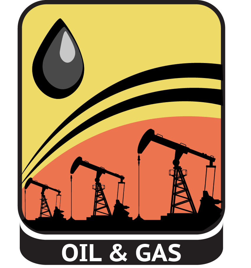 Factory clipart primary sector. Oil gas industry overview