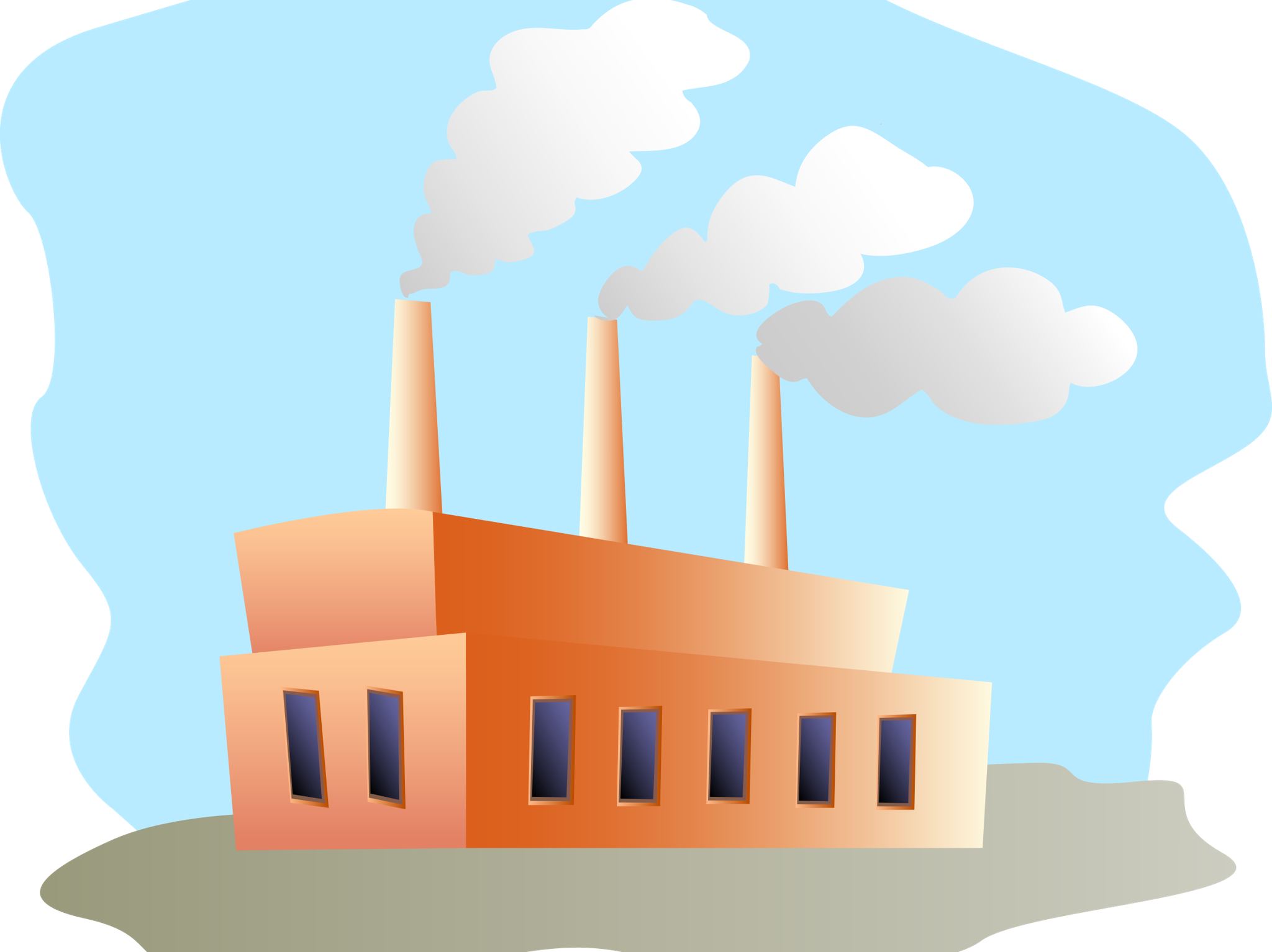 Inventions during the full. Factory clipart industrial revolution
