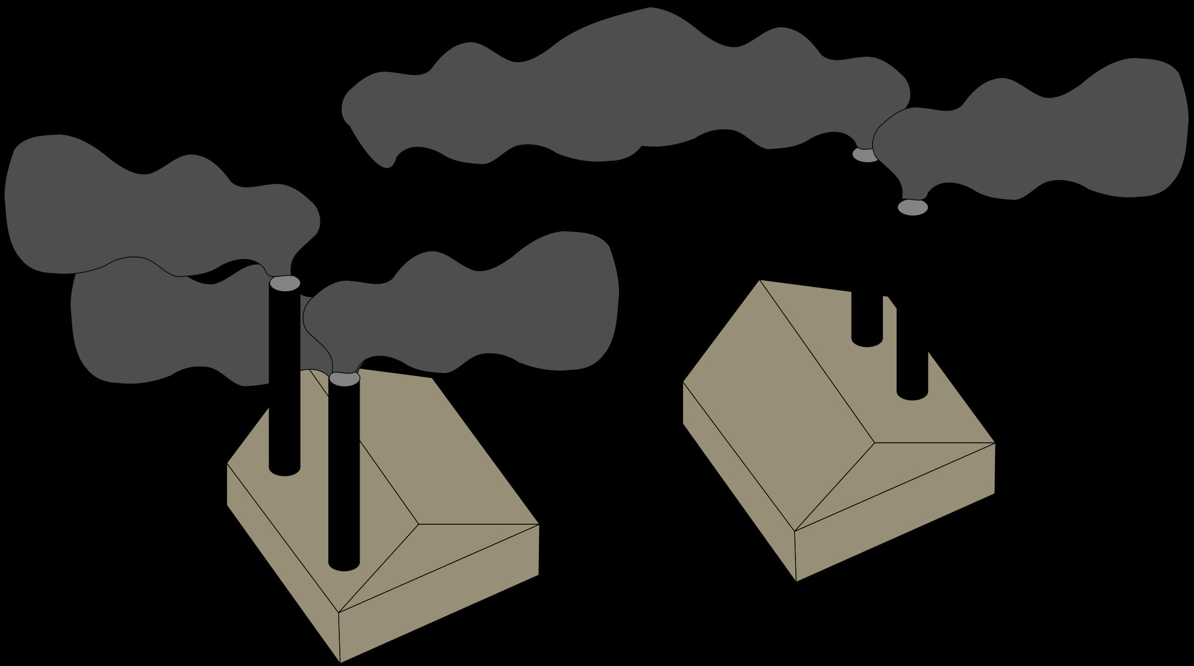 factories clipart model