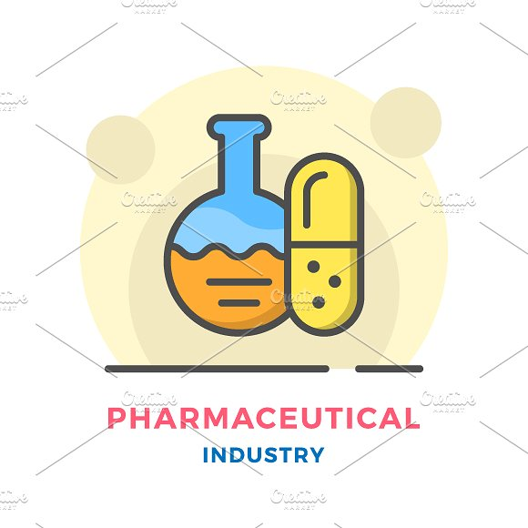Factories clipart pharma. Free factory download clip