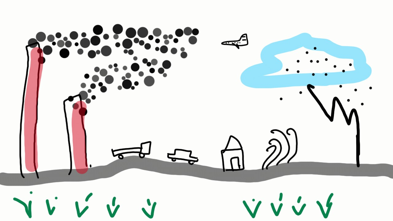 Factories clipart point source pollution. What s polluting delhi