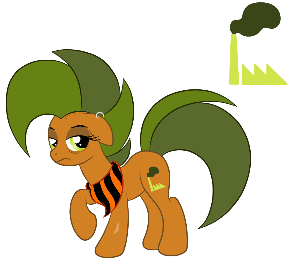 Oc ref smog the. Factory clipart polluting factory