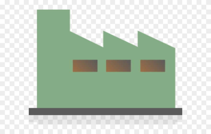 Factories clipart recycling factory. Png download