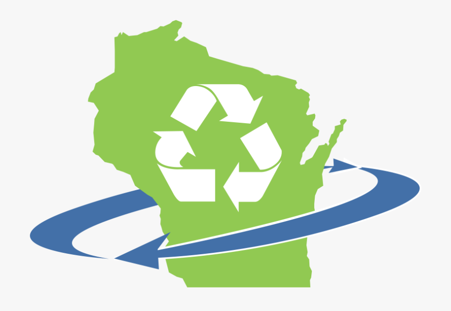 Wisconsin . Factories clipart recycling factory