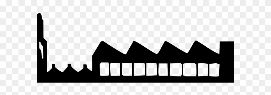 Factory industry png . Factories clipart skyline