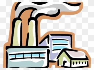 Factory transparent background smoke. Factories clipart smoking