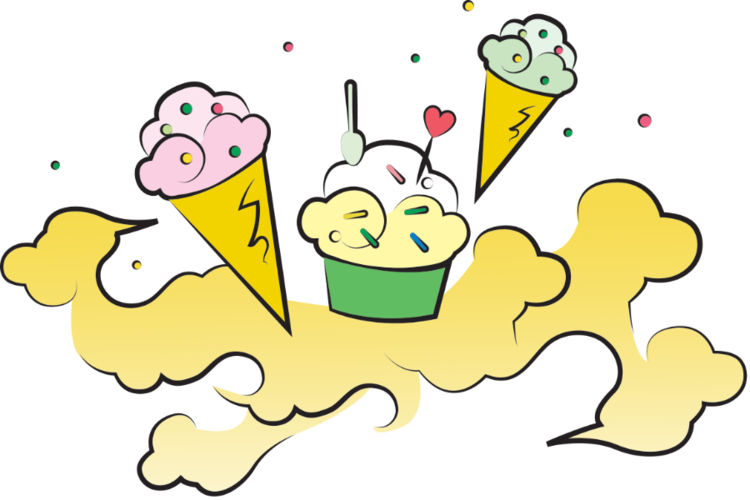 Words clipart ice cream. Chinatown factory welcome to