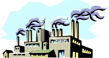 Look at clip art. Factories clipart sugar industry