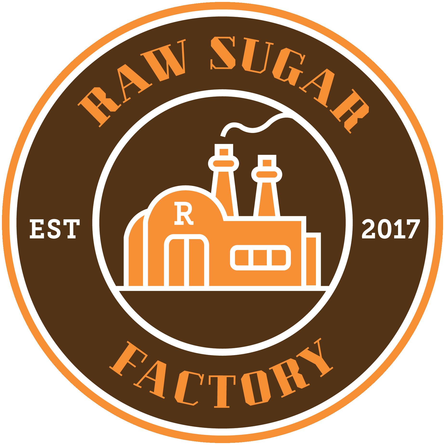 Rawsugar logo color png. Factories clipart sugar industry