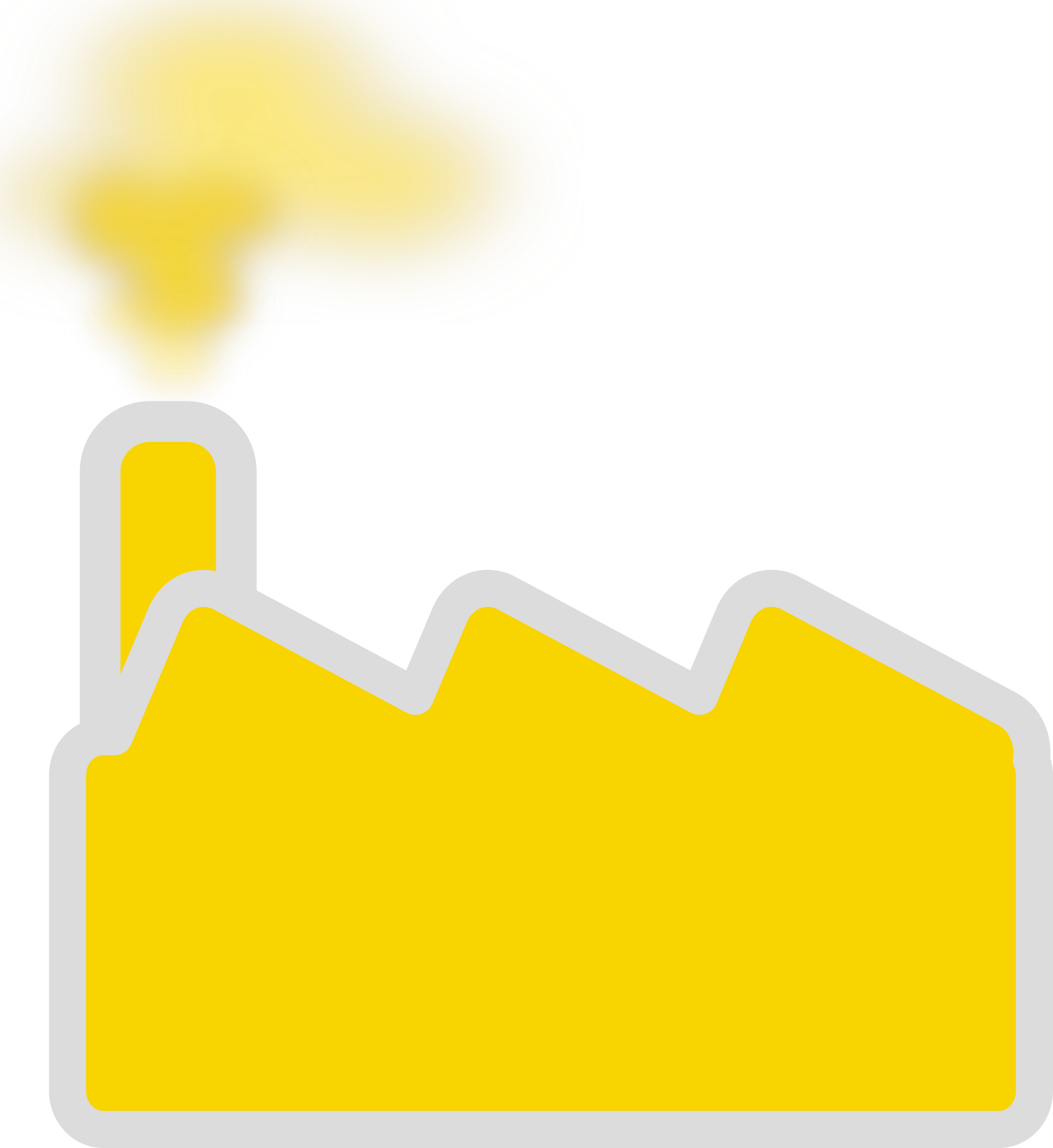 Factory yellow icons png. Factories clipart svg
