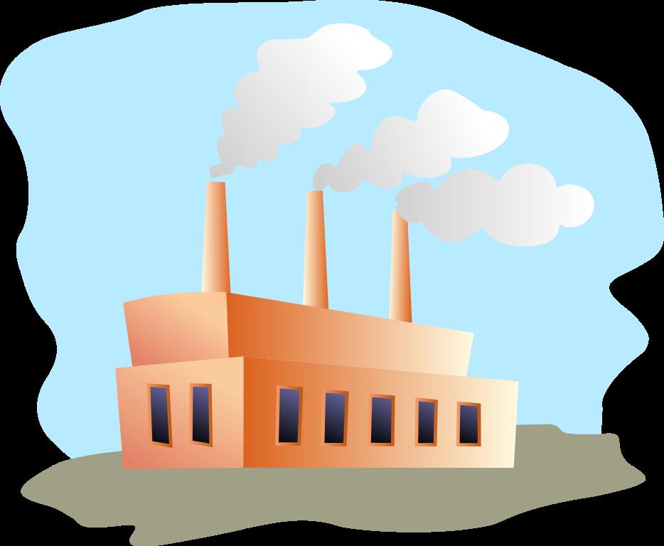 factories clipart vector