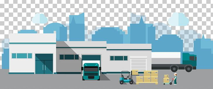 Euclidean logistics png angle. Factory clipart factory warehouse