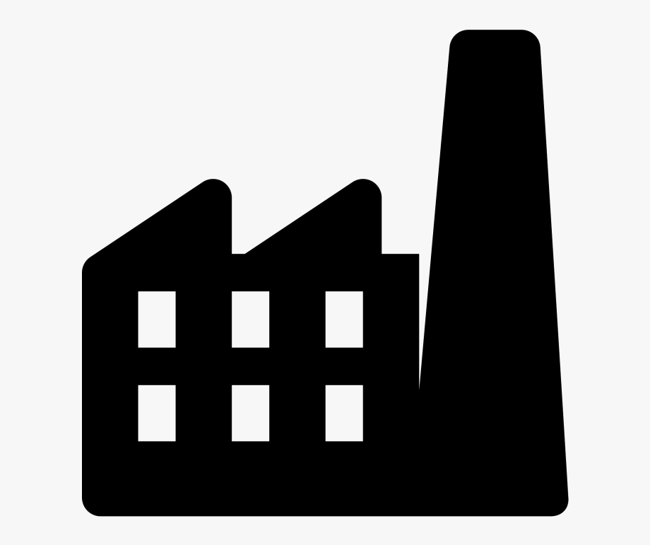 Factories clipart factory system. Png transparent icon free