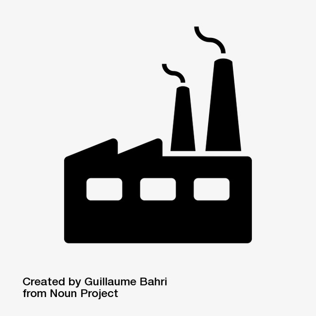 Factory clipart. Factories website material signs