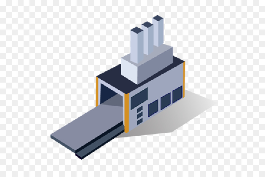 Factory clipart factory warehouse. Cartoon building industry
