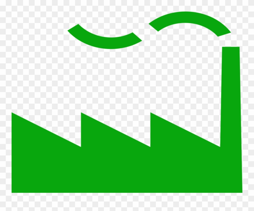 Factory clipart green factory. Icon industry computer icons