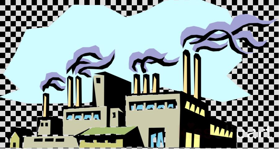 Cartoon industry text . Factory clipart industrial revolution