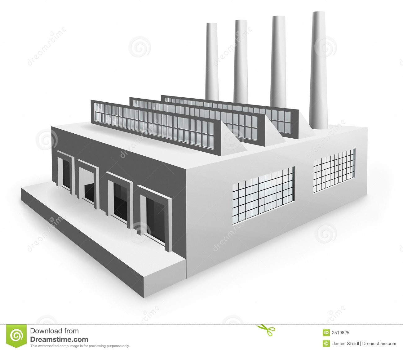 Factory clipart model. Panda free images