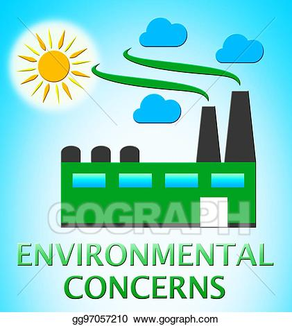 Drawing environment concerns shows. Factory clipart nature