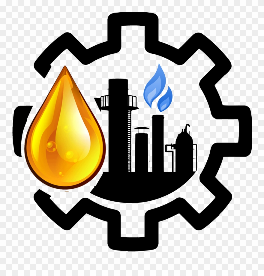 Pinclipart . Factory clipart oil refinery