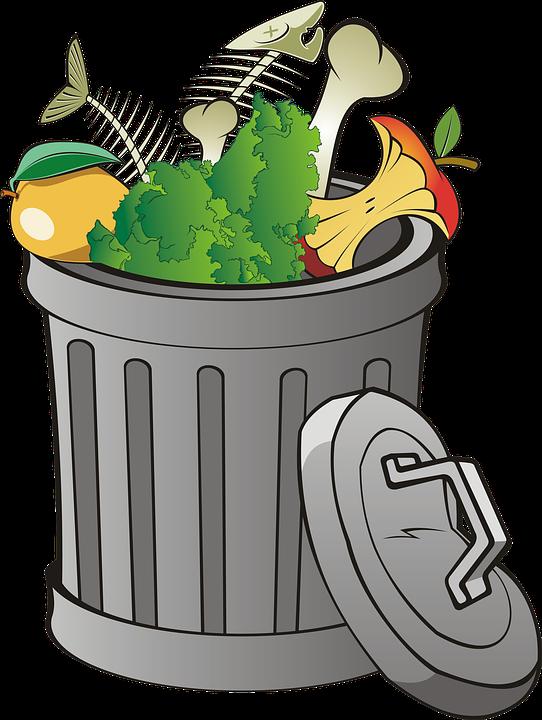 Garbage clipart scrap. Free photo waste trash