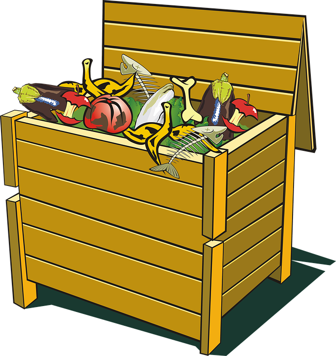 Garbage clipart scrap. Free photo compost recycling