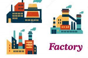 Factory clipart word. Portal