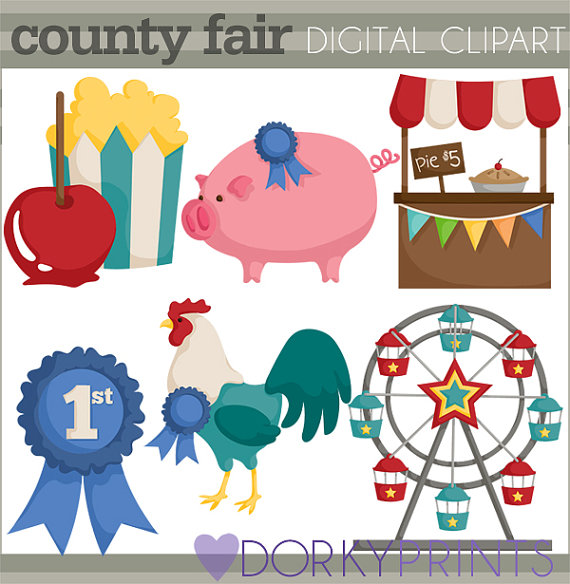 Fair clipart. County personal and limited
