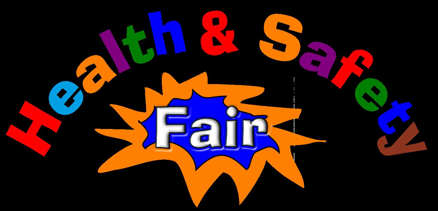 Health and safety clip. Fair clipart fair background