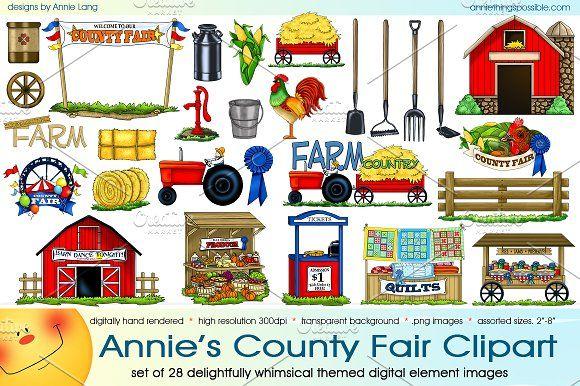 Fair clipart fair background. Annie s county by
